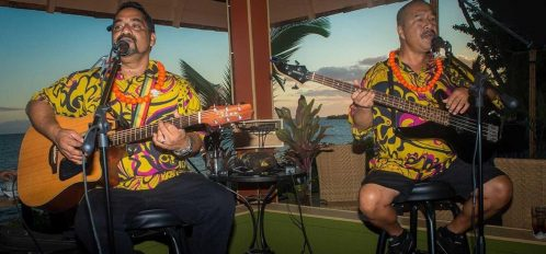 Performers at Ohana Grill